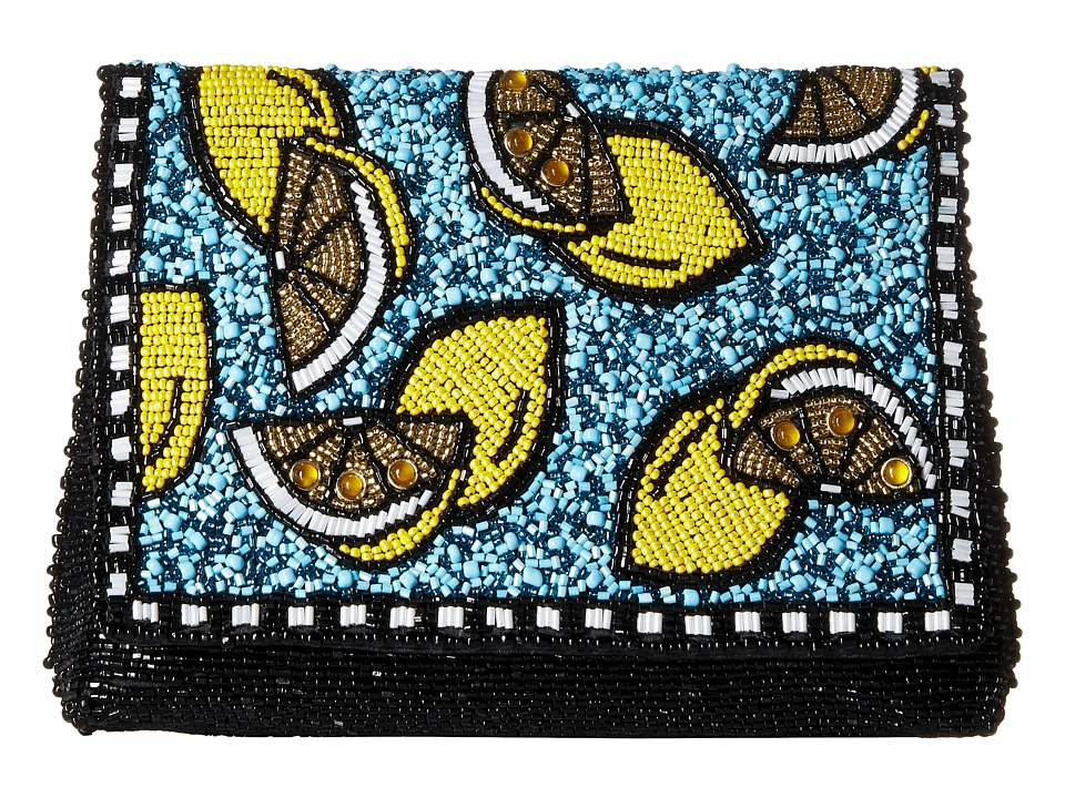 Mary Frances - Sour Puss (Multi) Clutch Handbags