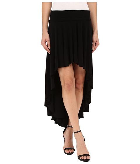 KAMALIKULTURE by Norma Kamali High-Low Skirt