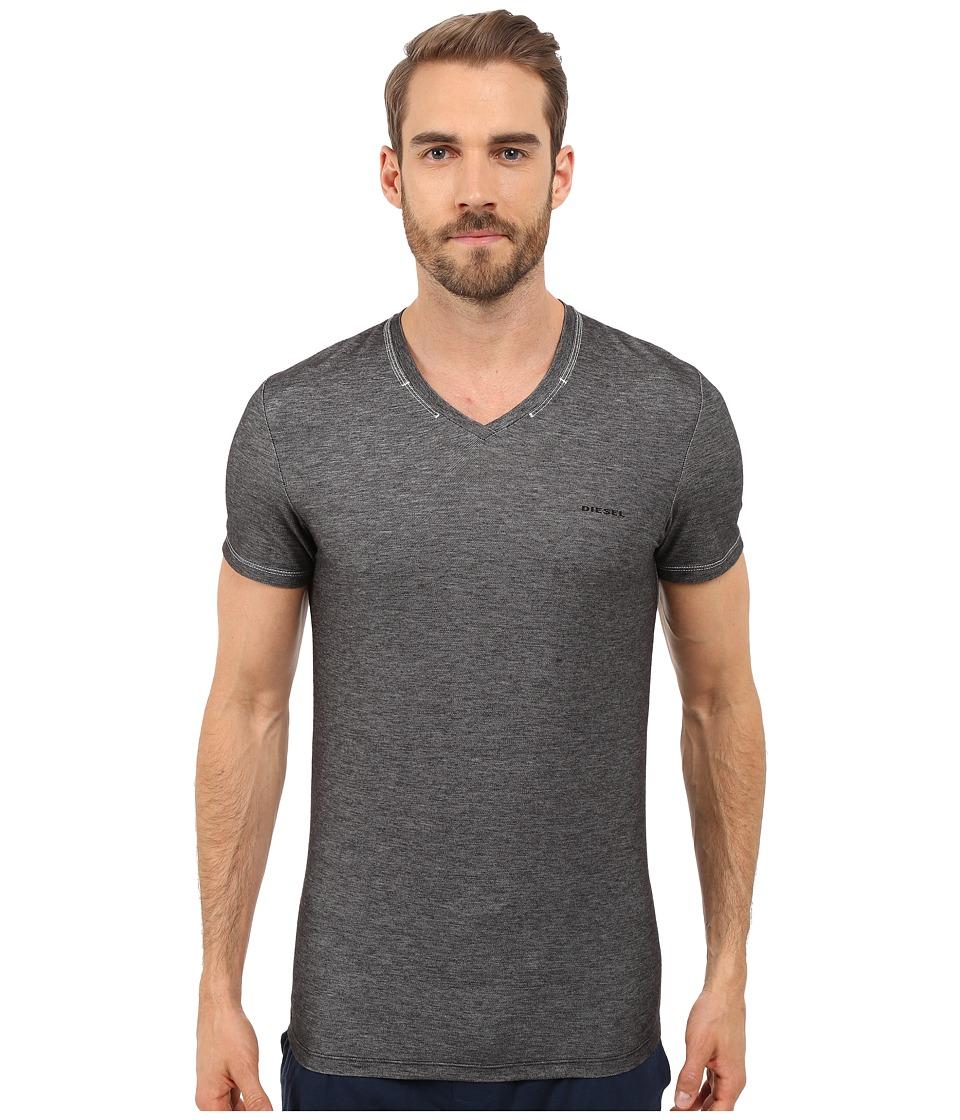Diesel - Michael T-Shirt w/ Cool 360 (Black) Men