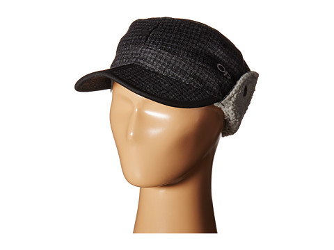 Outdoor Research Yukon Cap - Black Plaid