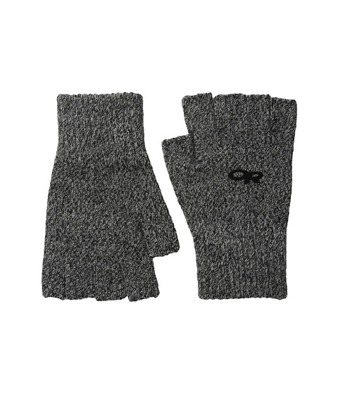 Outdoor Research Fairbanks Fingerless Gloves - Charcoal