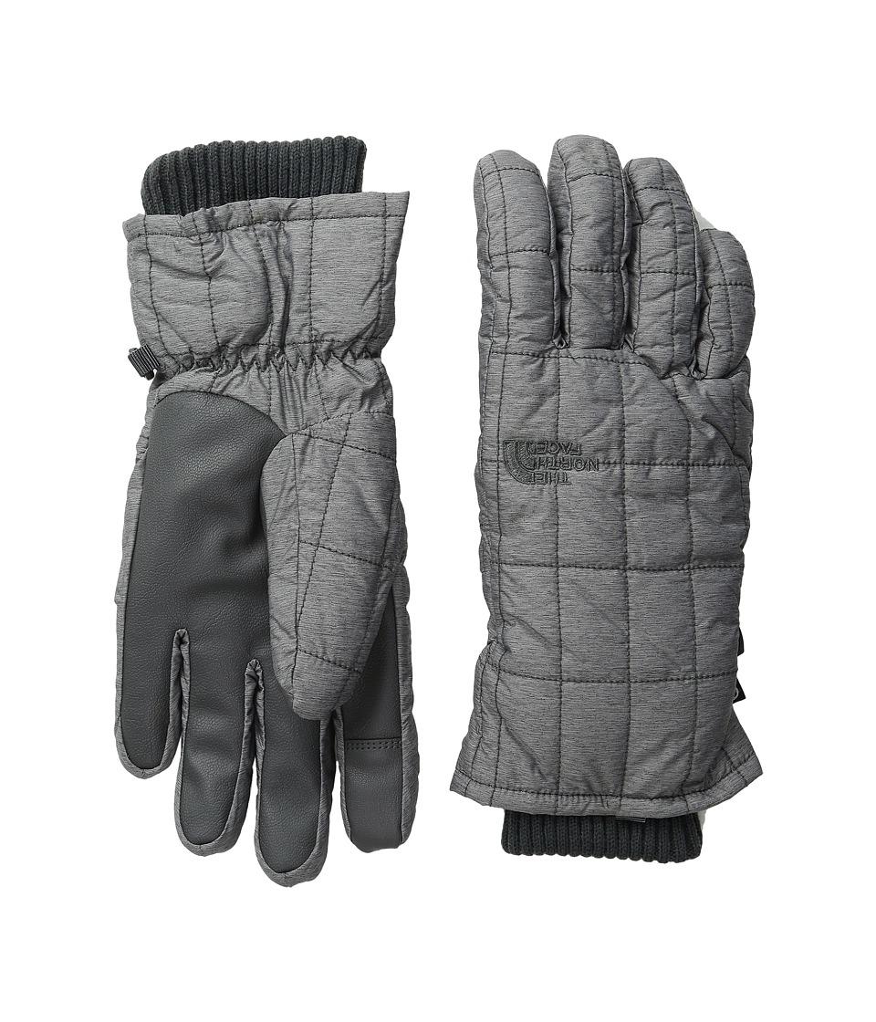 The North Face Metropolis Etip Gloves (TNF Medium Grey Heather (Prior Season)) Extreme Cold Weather Gloves