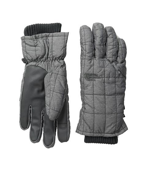 The North Face Metropolis Etip Gloves - TNF Medium Grey Heather (Prior Season)