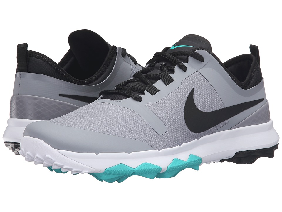 Nike Golf - FI Impact 2 (Stealth/Clear Jade/White/Black) Men