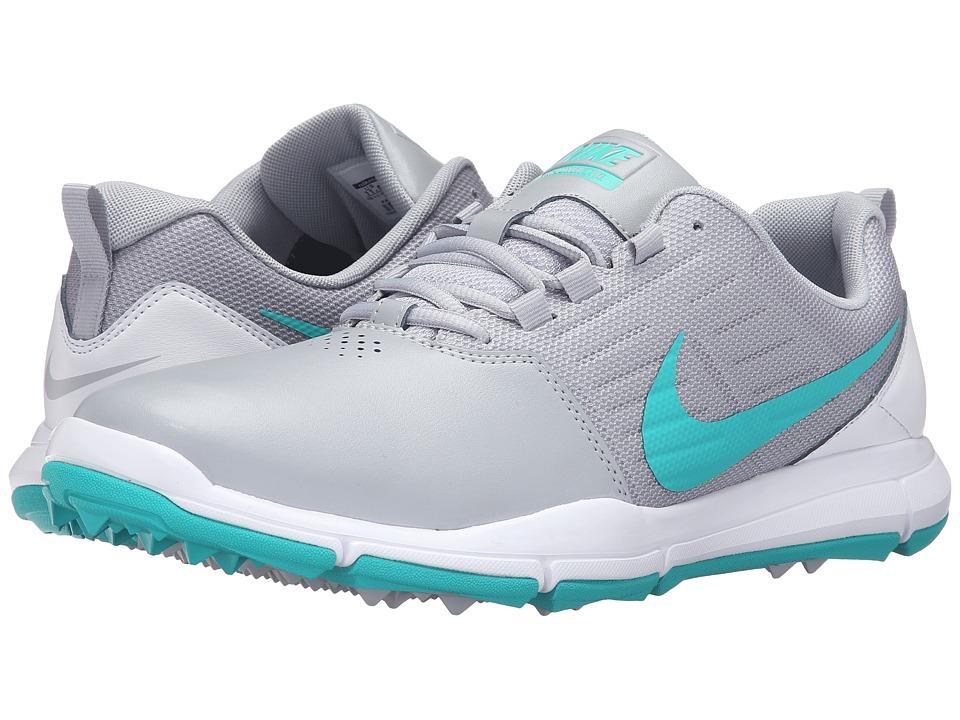 Nike Golf Explorer SL (Wolf Grey/White/Clear Jade) Men