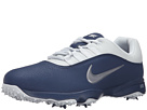 Nike Golf Air Rival 4 (Midnight Navy/Pure Platinum/Metallic Cool Grey)