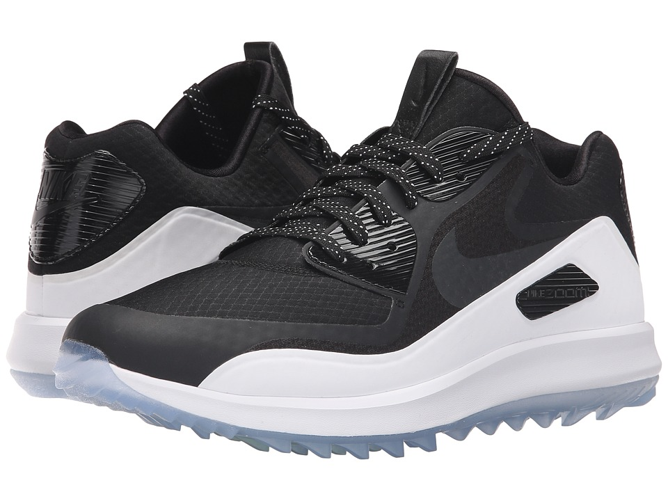 Nike Golf - Air Zoom 90 IT (Black/White/Volt/Anthracite) ...