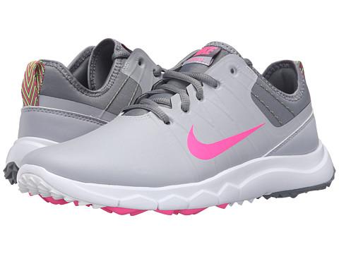 Nike Golf FI Impact 2 - Wolf Grey/Cool Grey/White/Pink Blast