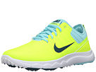 Nike Golf FI Impact 2 (Volt/Rio Teal/Midnight Turquoise)
