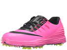 Nike Golf Lunar Control 4 (Pink Blast/Volt/Black)