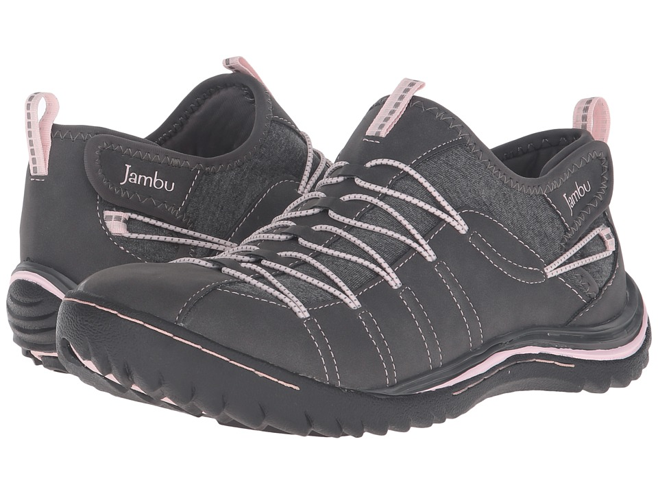 Jambu Spirit-Vegan (Charcoal/Petal) Women