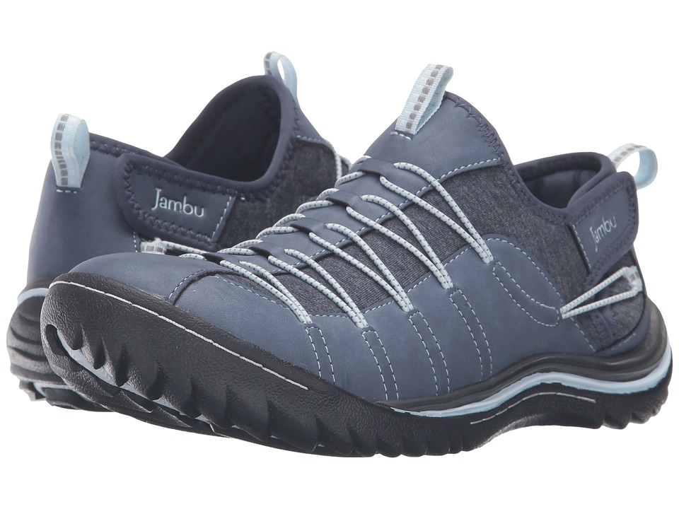 Jambu Spirit-Vegan (Denim Blue/Illusion Blue) Women