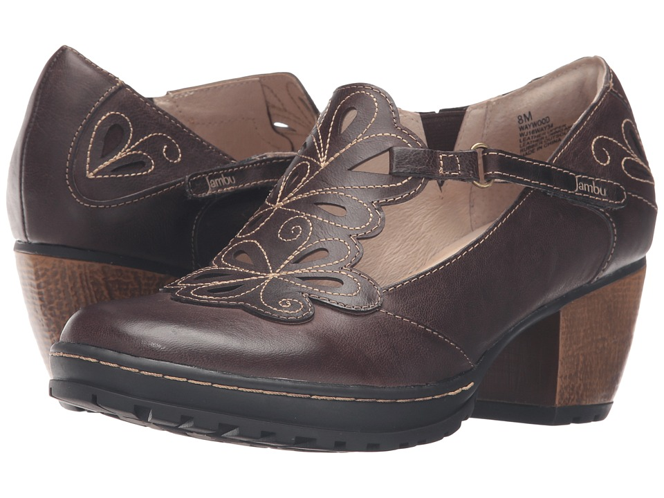 Jambu - Waywood (Brown) Women