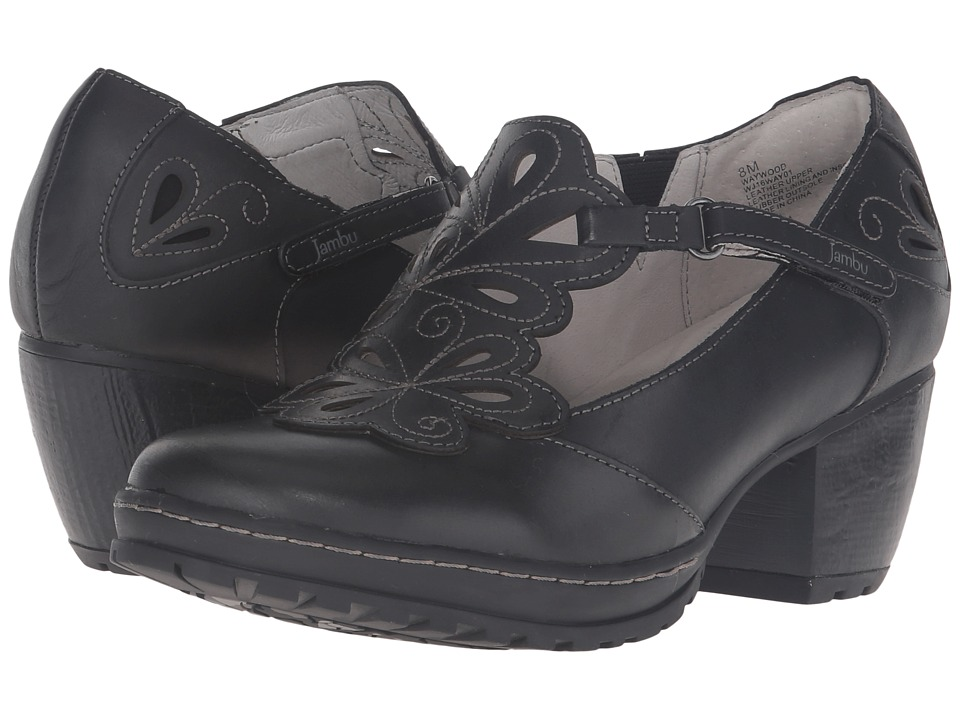 Jambu - Waywood (Black) Women