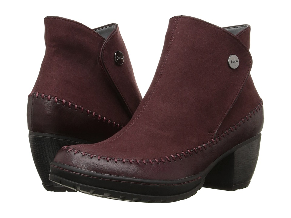 Jambu - Jazz-Too (Burgundy) Women