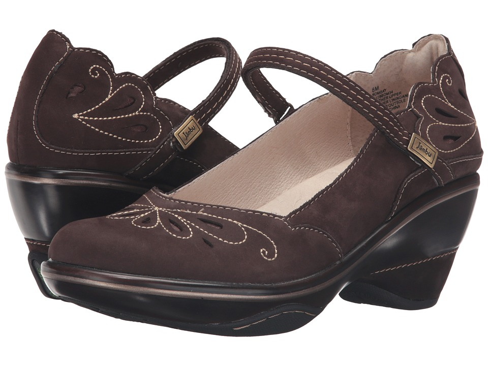 Jambu - Bombay (Dark Brown/Peach Amber) Women