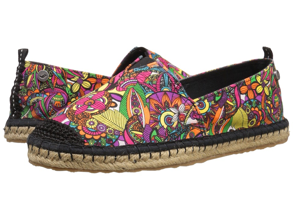 Sakroots Ella Rainbow Spirit Desert Womens Boots