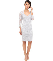 rsvp - Short Margaux Lace 3/4 Sleeve Dress