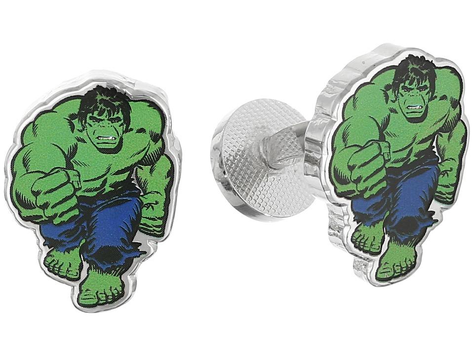 Cufflinks Inc. - Hulk Action Cufflinks (Green) Cuff Links