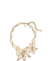 Oscar de la Renta - Graphic Lily Necklace