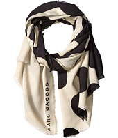 Marc Jacobs - Big Spot Scarf