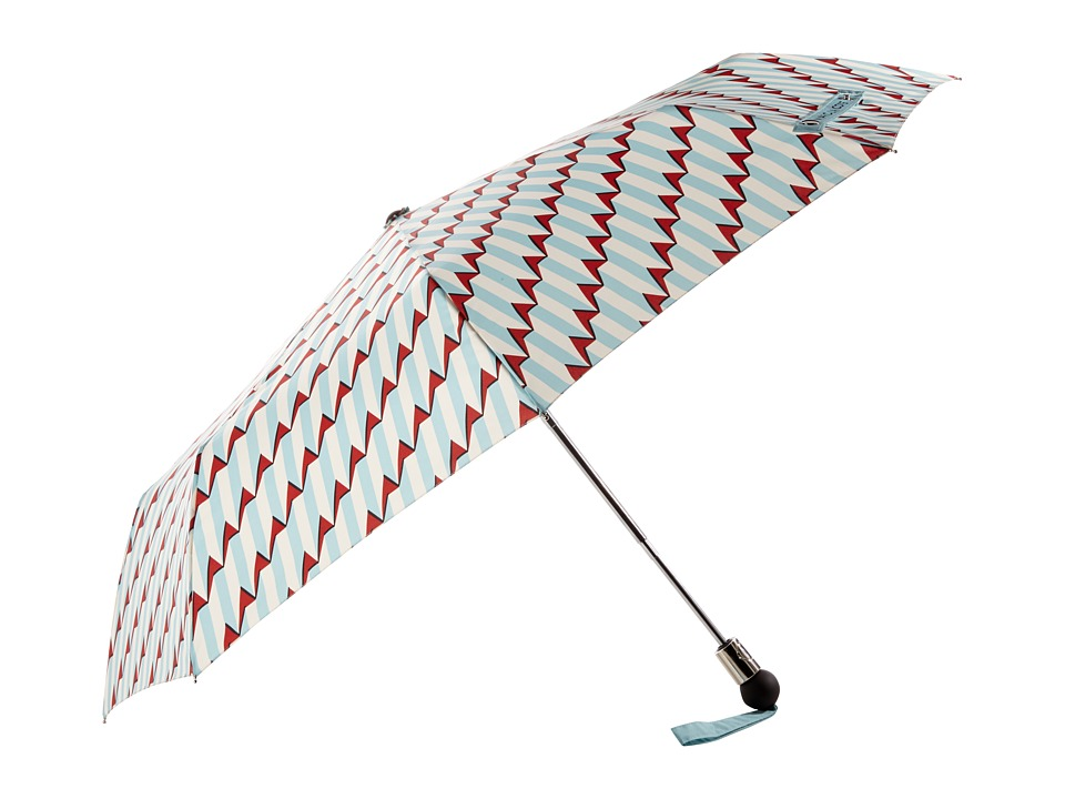 Marc Jacobs Arrows Umbrella Robins Egg Multi Umbrella