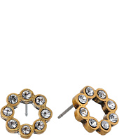 Marc Jacobs - Sparkle Crystal Dot Studs Earrings
