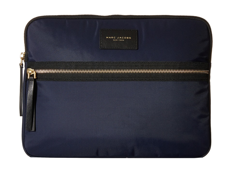 Marc Jacobs - Biker Tech 13 Computer Case (Midnight Blue) Computer Bags