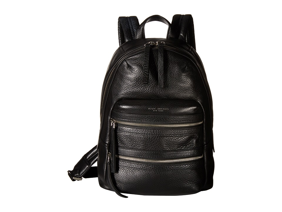Marc Jacobs Biker Backpack Black Backpack Bags
