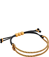 Marc Jacobs - Bow Rope Friendship Bracelet