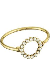 Marc Jacobs - Pearl Dot Hinge Cuff Bracelet