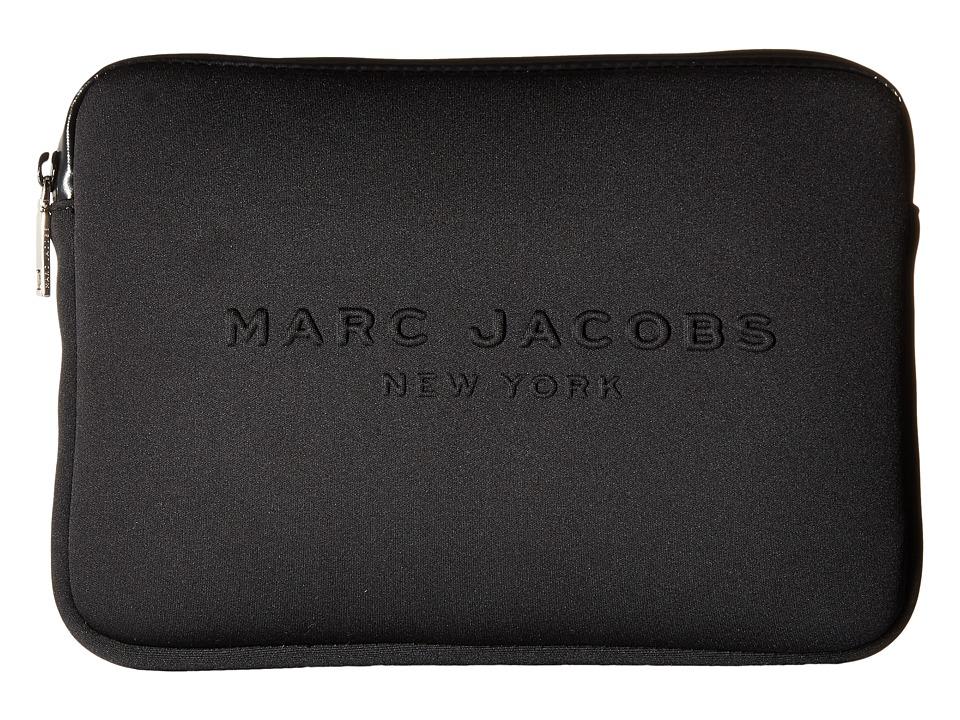 Marc Jacobs - Neoprene Tech Tablet Case (Black) Wallet