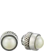 Marc Jacobs - Cabochon Magnetic Studs Earrings