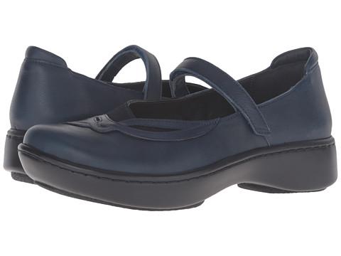 Naot Footwear Bluegill - Ink Leather/Blue Velvet Suede/Polar Sea Leather