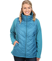 Columbia - Plus Size Mix It Around™ Full Zip