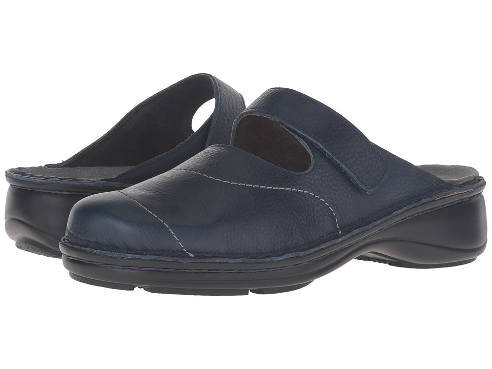 Naot Footwear - Hibiscus (Ink Leather) Women