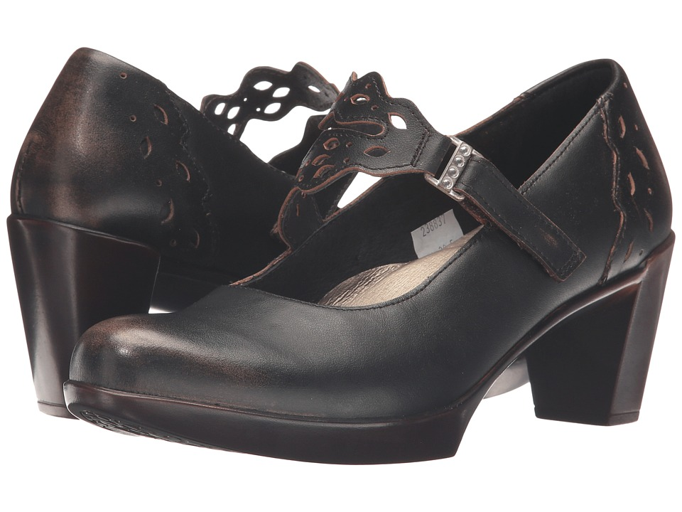Naot Footwear - Amato (Volcanic Brown Leather) Women