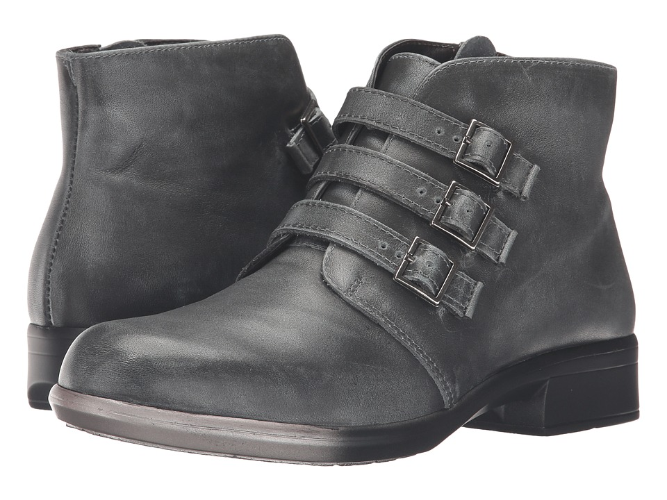 Naot Footwear Calima (Vintage Smoke Leather) Women