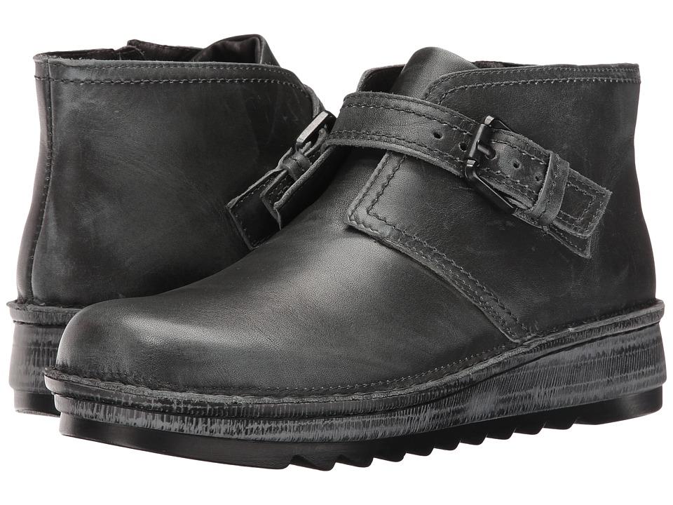 Naot Footwear Luisia (Vintage Smoke Leather) Women