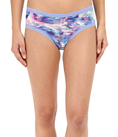 OnGossamer - Triple Twist Mesh Hip Boyshort