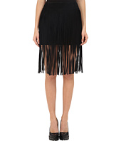 McQ - Fringe Mini Skirt