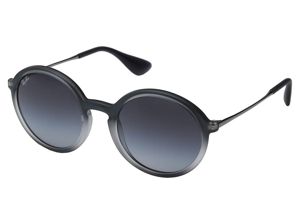 Ray-Ban RB4222 50mm (Grey Frame/Grey Gradient Lens) Fashion Sunglasses