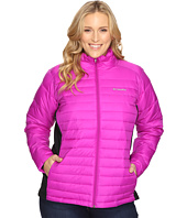 Columbia - Plus Size Powder Pillow Hybrid Jacket