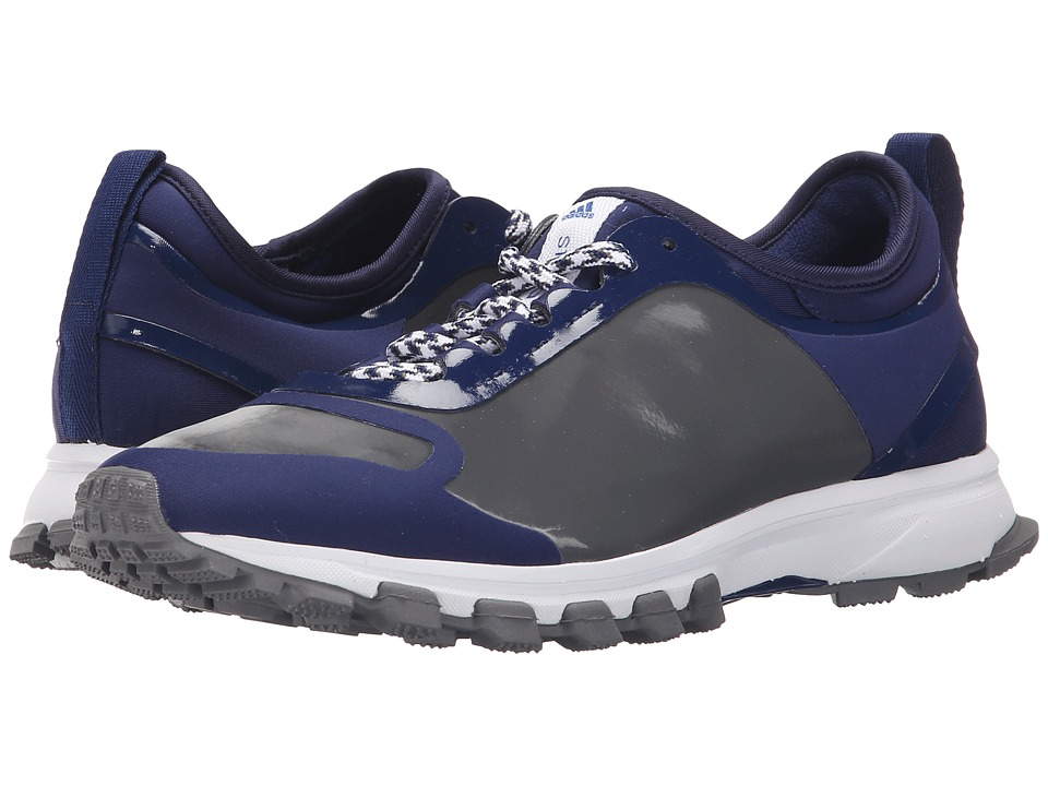 adidas by Stella McCartney Adizero Xt Granite/Dark Blue/Dark Blue Womens Running Shoes