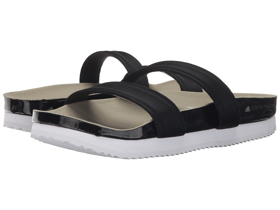 adidas by Stella McCartney Diadophis Black Womens Sandals