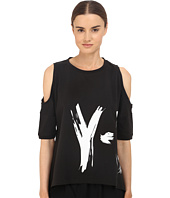 adidas Y-3 by Yohji Yamamoto - Graphic Tee