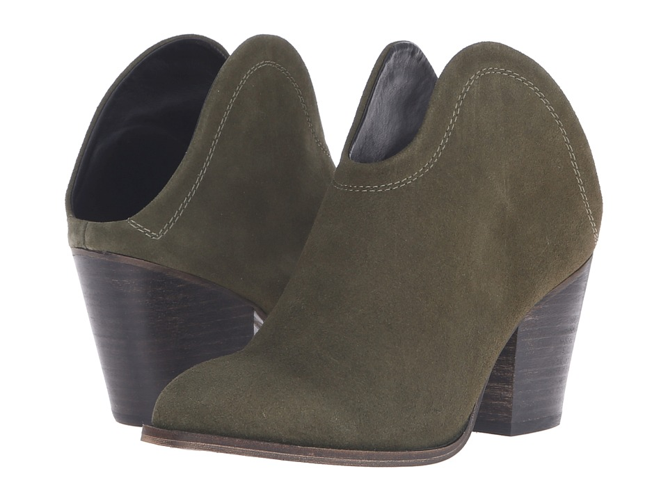 Chinese Laundry Kelso (Olive Split Suede) Women