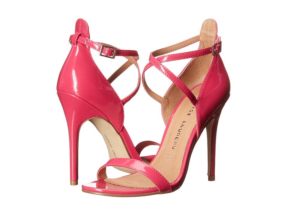 Chinese Laundry - Lavelle (Hot Pink Patent) High Heels