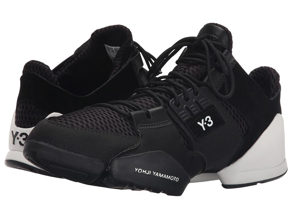 adidas Y 3 by Yohji Yamamoto Kanja Core Black/Core Black/Core White Womens Lace up casual Shoes