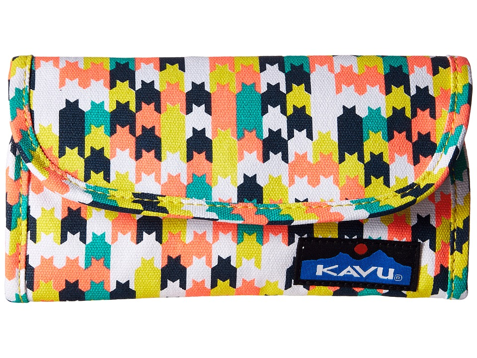 KAVU - Big Spender (Candy Stars) Wallet Handbags